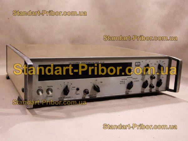 Ч3-24 частотомер - фотография 1