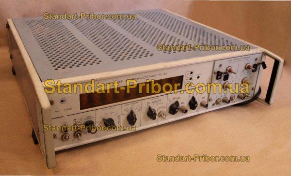 Ч3-34 частотомер - фотография 1