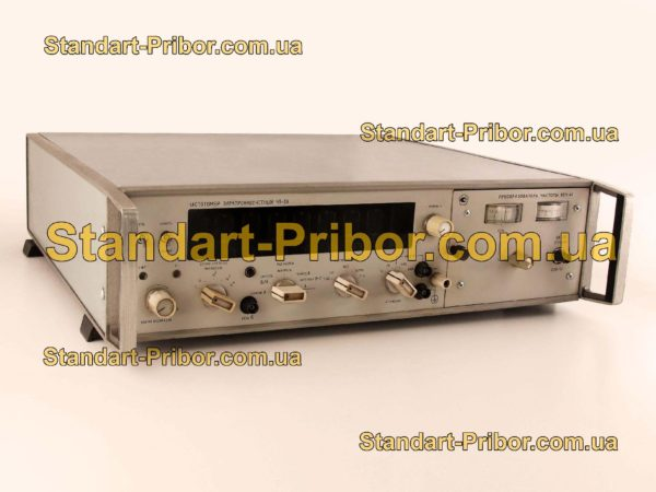 Ч3-38 частотомер - фотография 1