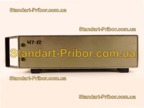Ч7-12 компаратор частотный - фото 3