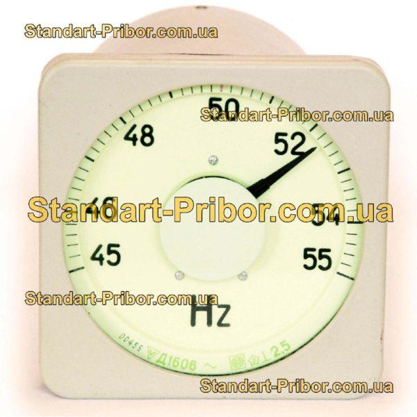 Д1606 (+добавочное сопротивление) частотомер - фотография 4