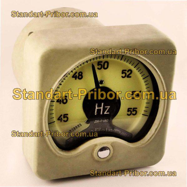 Д166 (+добавочное сопротивление) частотомер - изображение 2