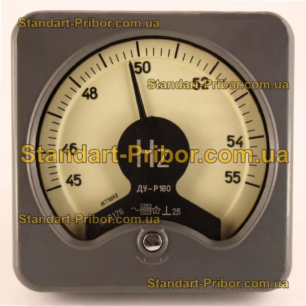 Д176/1 частотомер - изображение 2