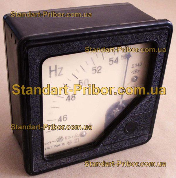Д340 частотомер - фотография 1