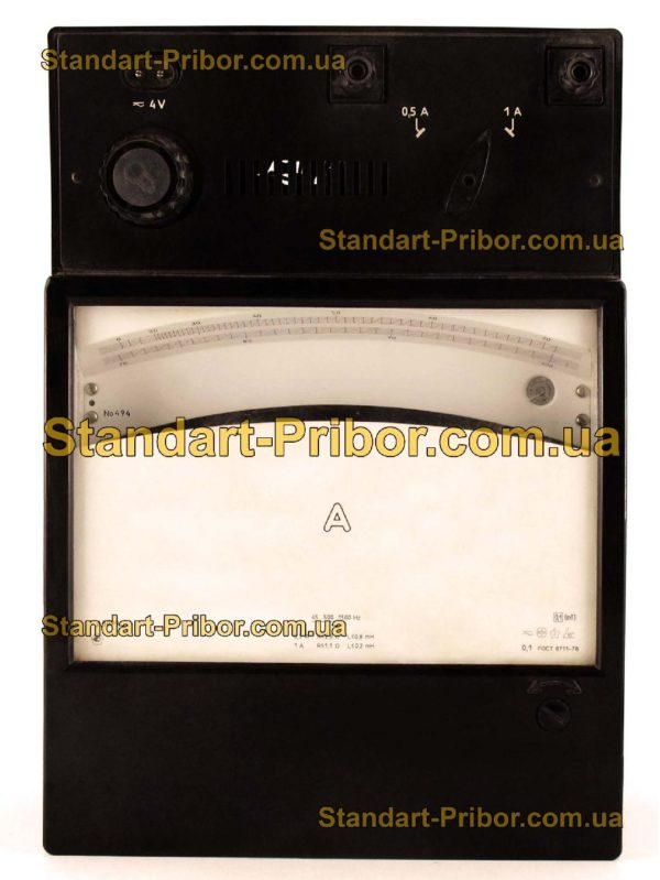 Д5099 амперметр, миллиамперметр - изображение 5