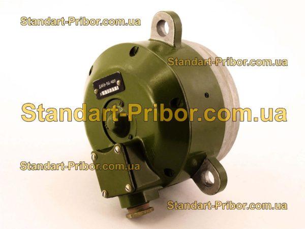 ДАК8-50/400 двигатель - фотография 1