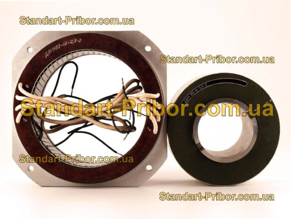 ДБМ 185-16-0.3-2 электродвигатель бесконтактный - фото 3