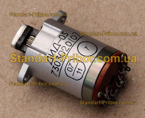 ДИД-0.5 двигатель двухфазный индукционный - фотография 1