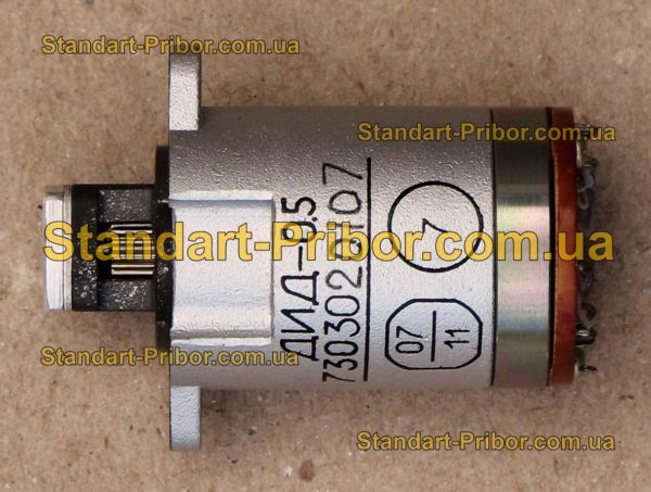 ДИД-0.5У «ОС» двигатель двухфазный индукционный - фото 3