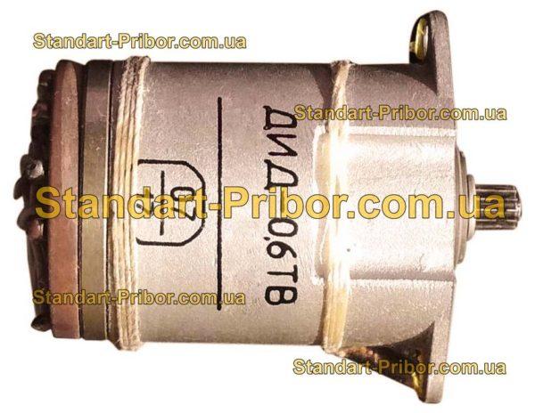 ДИД-0.6ТВ двигательдвухфазный - фотография 1