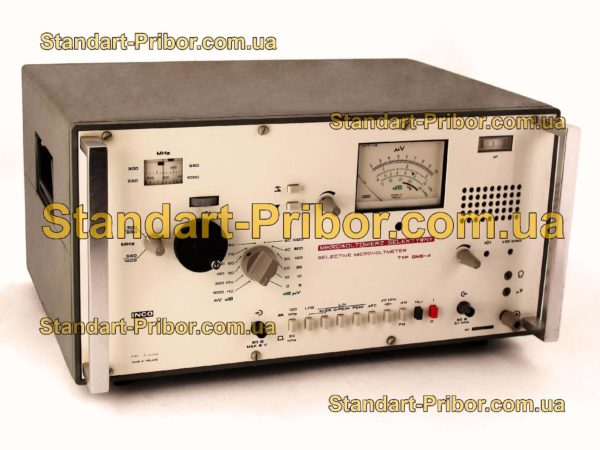 DMS-4 микровольтметр - фотография 1