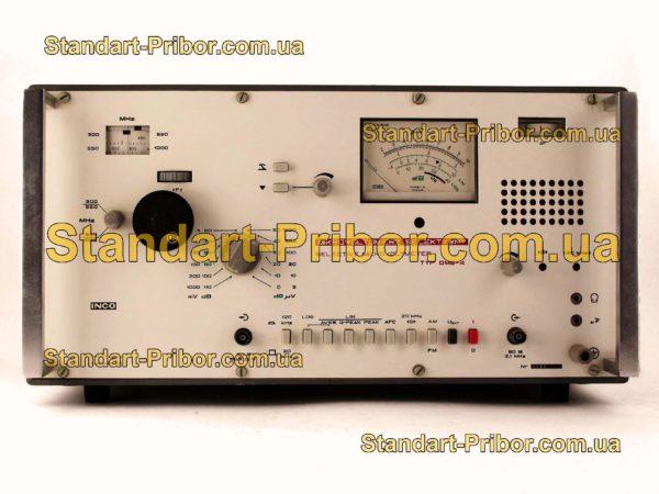 DMS-4 микровольтметр - изображение 2