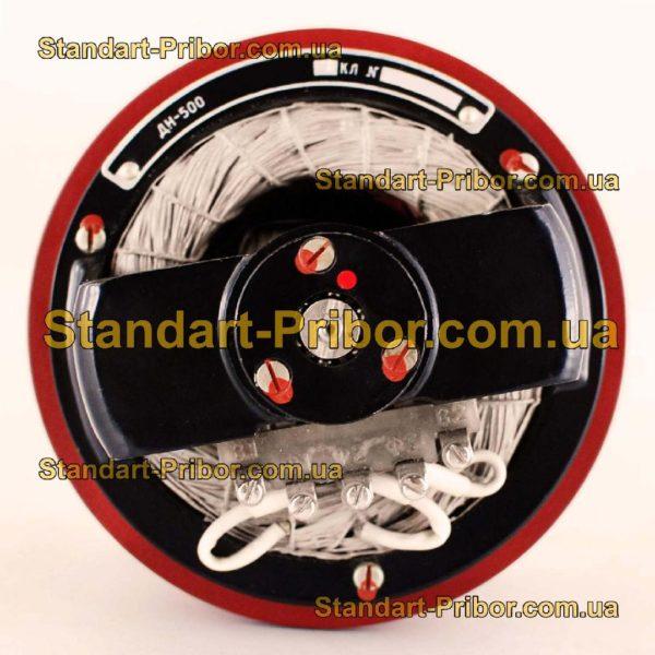 ДН-500ТВ сельсин контактный - фото 3