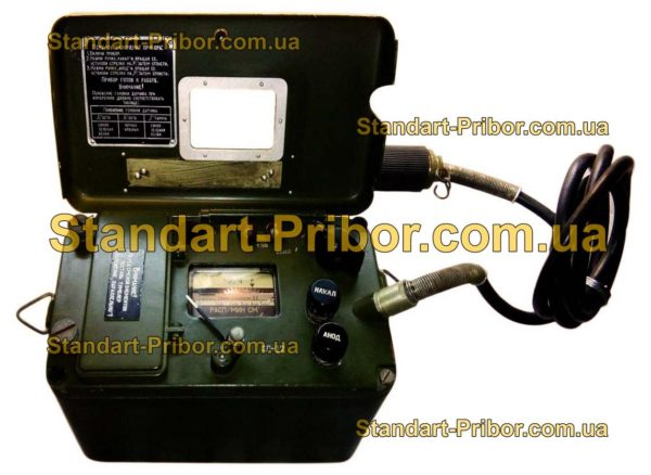 ДП-12 дозиметр, радиометр - фотография 1