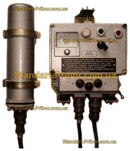 ДП-3Б дозиметр, радиометр - фотография 1