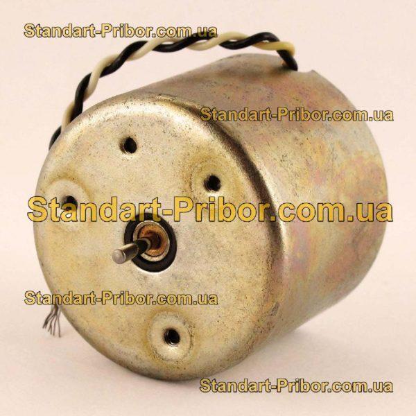 ДП40-0.16-2 электродвигатель постоянного тока - изображение 2