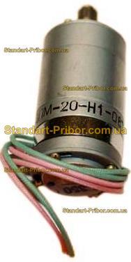 ДПМ-20-Н1-08Т электродвигатель - фотография 1