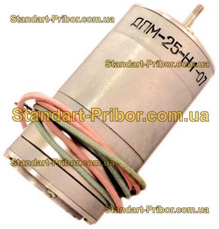 ДПМ-25-Н1-07 электродвигатель - фотография 1
