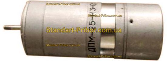 ДПМ-25-Н3-01 электродвигатель - фотография 1