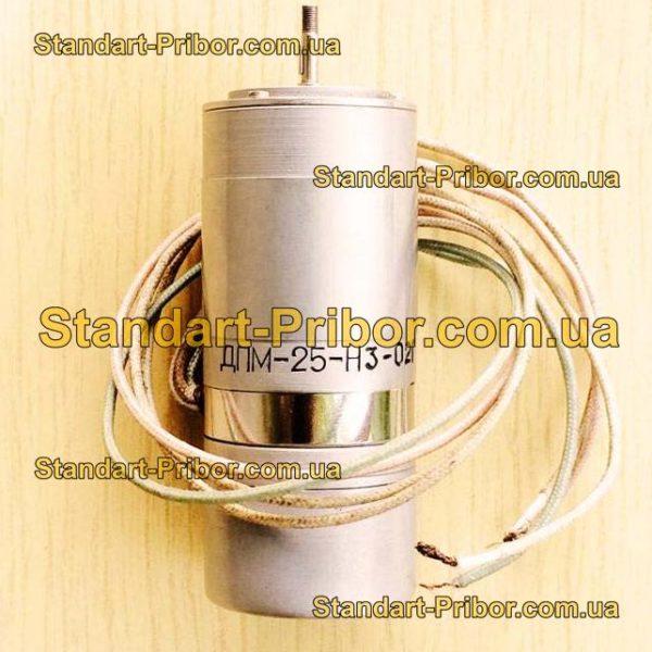 ДПМ-25-Н3-02Г электродвигатель - фотография 1