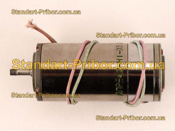 ДПР-42-Н1-03 электродвигатель постоянного тока - фото 6