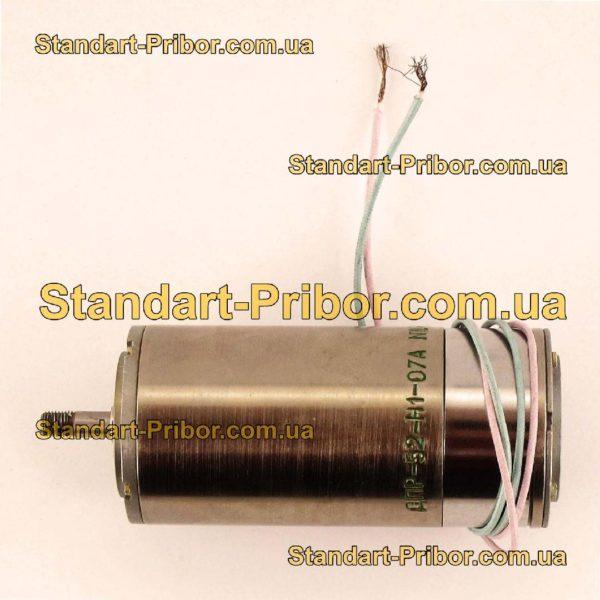 ДПР-52-Н1-02 электродвигатель - фото 6