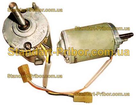 ДПС-24-25 12В и 24В, 25Вт, 3000 об/мин электродвигатель - фотография 1