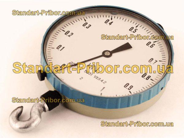 ДПУ-1-2 1 кН динамометр общего назначения - фотография 1