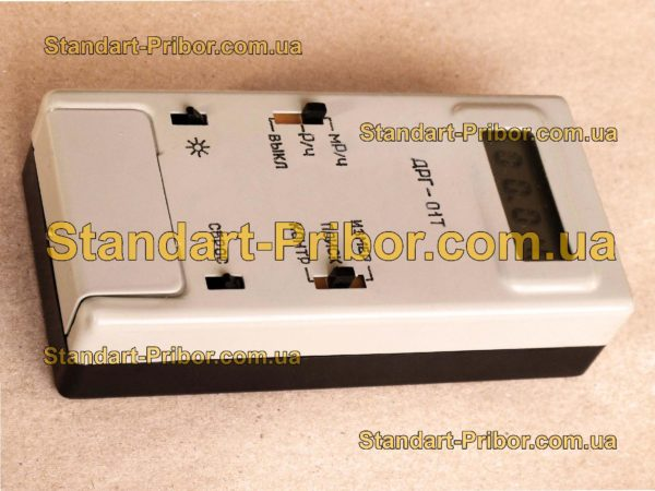 ДРГ-01Т дозиметр, радиометр - фотография 1