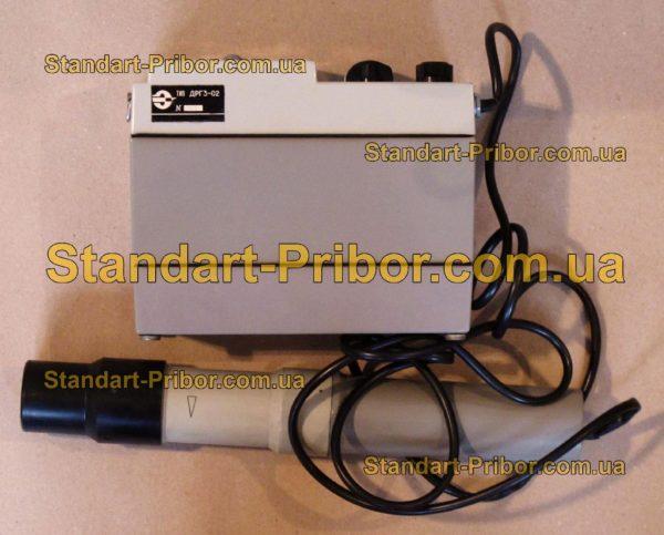ДРГз-02 (ДРГ3-02) дозиметр, радиометр - фото 3