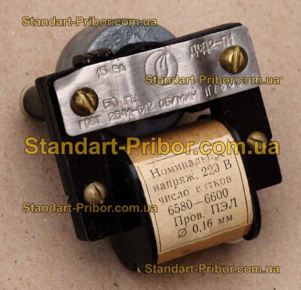 ДСД2-П1 220В электродвигатель - фотография 1