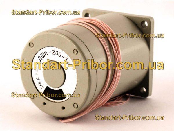 ДШИ-200-3-3 двигатель шаговый - изображение 2