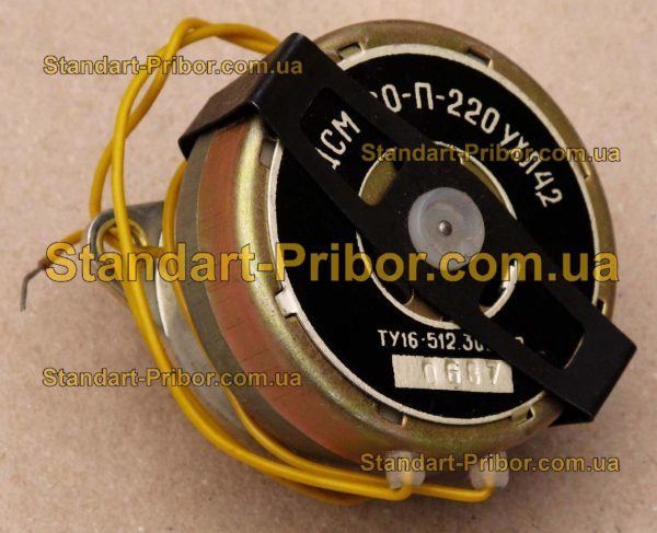 ДСМ-60-П-220 электродвигатель - фотография 1
