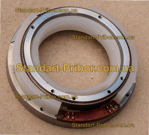 ДСПУ-128 кл.т.1 трансформатор вращающийся - фотография 1