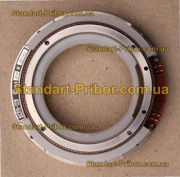 ДСПУ-128 кл.т.1 трансформатор вращающийся - изображение 2