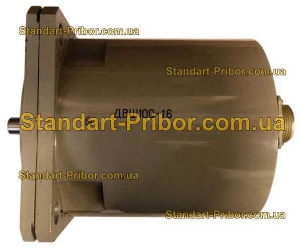 ДВШ 100-1.6 электродвигатель волновой шаговый - фотография 1