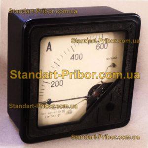 Э-А2 амперметр электромагнитный - фотография 1