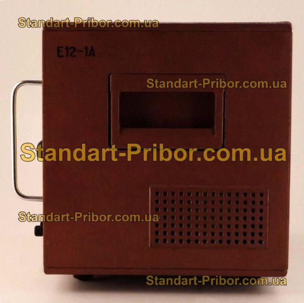 Е12-1А измеритель емкости - фото 3