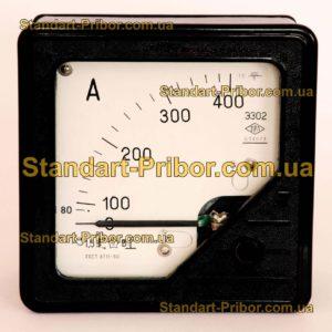 Э302 амперметр, вольтметр - фотография 1