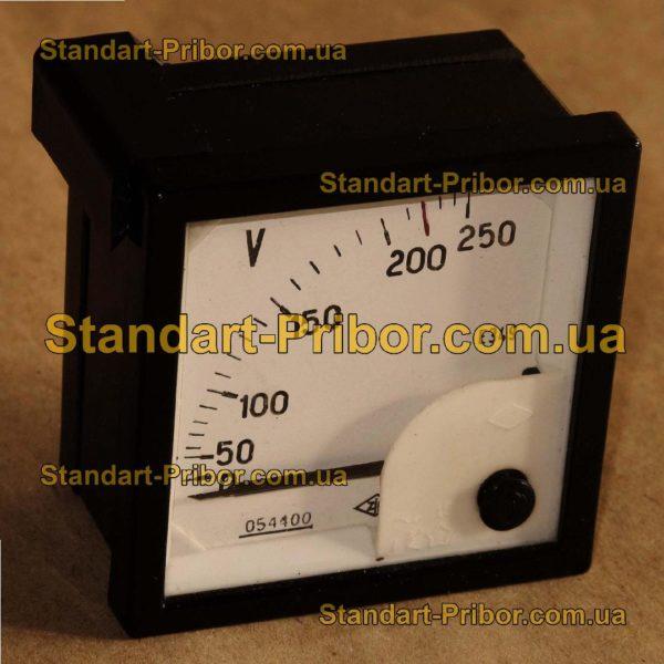Е349 амперметр, вольтметр  - фотография 1