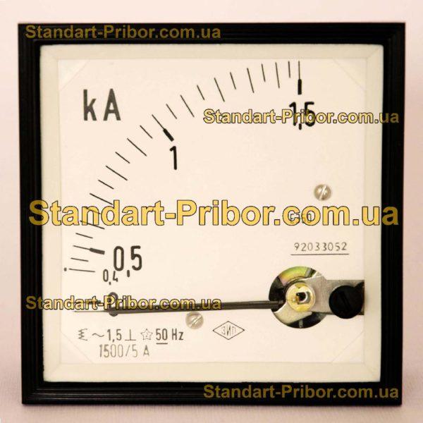 Е350 амперметр, вольтметр  - фотография 1