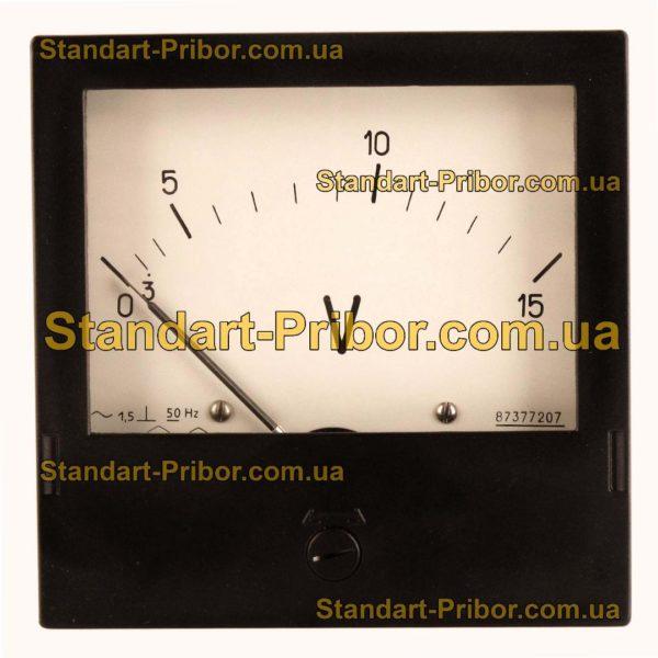 Э365-2 амперметр - фотография 4