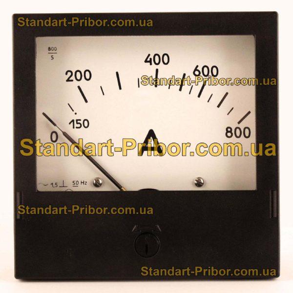 Э365 амперметр, вольтметр - фото 6