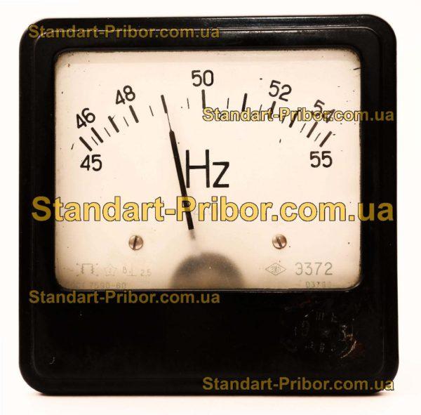 Э372 частотомер - фотография 1