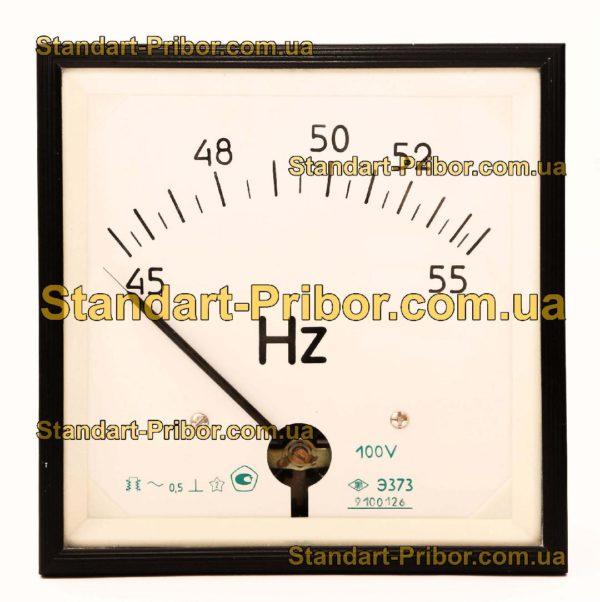 Э373 частотомер - фотография 1