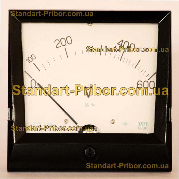 Э378 амперметр, вольтметр - фотография 1