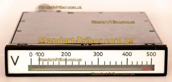 Э390 амперметр, вольтметр - фотография 1