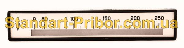 Э396 вольтметр узкопрофильный - фотография 1