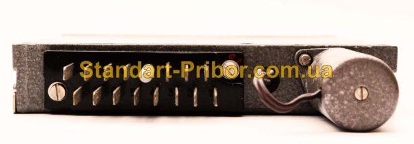 Э396 вольтметр узкопрофильный - фото 3