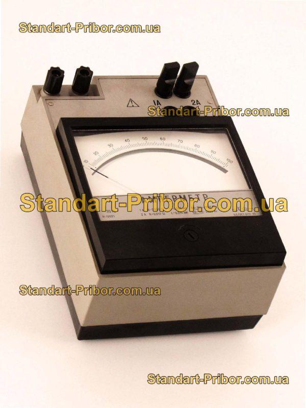 Э514 амперметр, миллиамперметр - фотография 1